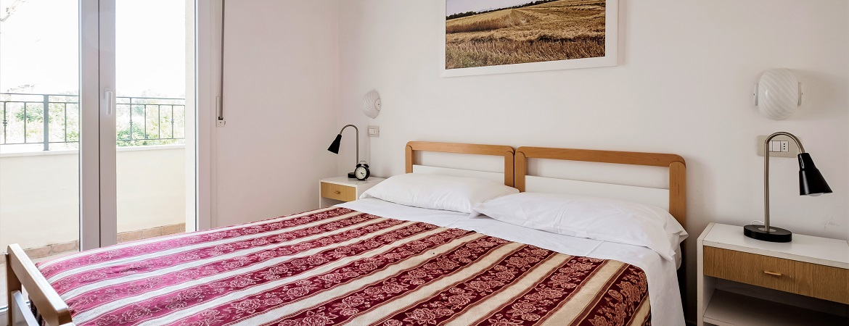 residence villa assunta rimini comode camere con balcone